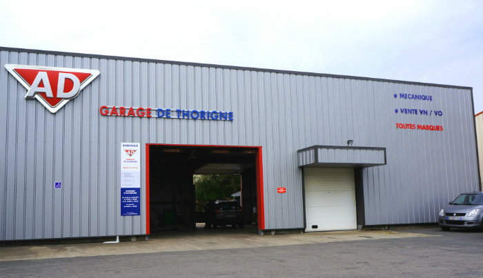 Autodistribution le r seau m canique auto for Garage ad distribution